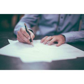 Contrato de trabajo y calculo de nomina